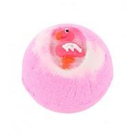 Treets - Bomba de baño Flamingo Paradise