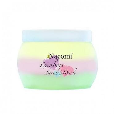 Nacomi - Exfoliante en Mousse Arcoiris