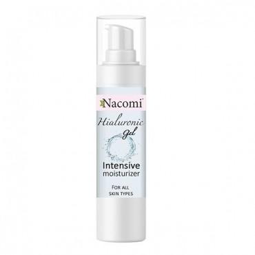 Nacomi - Gel Hialurónico Facial - Hidratación Intensa