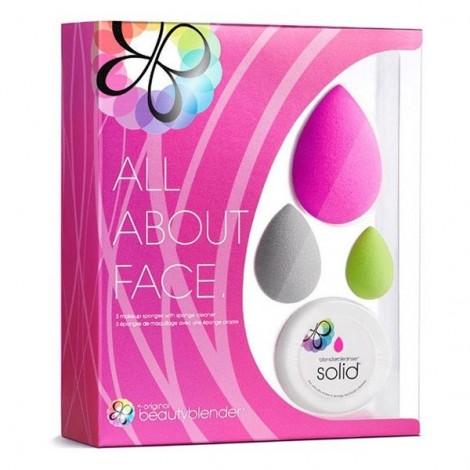 BeautyBlender - Set de Esponjas especial de maquillaje All About Face