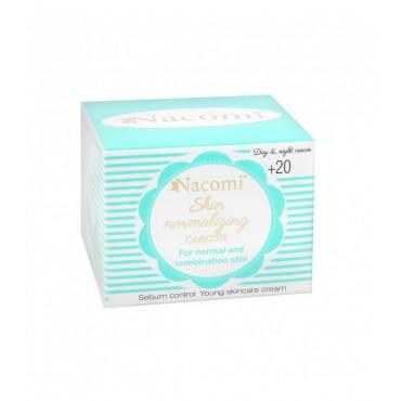 Nacomi - Crema Normalizadora de Día - Piel Normal/Mixta
