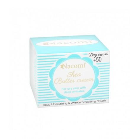 Nacomi - Crema de Día con Manteca de Karité