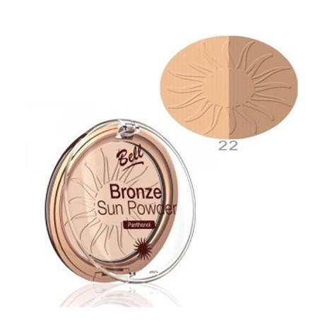 Bell - Polvo bronceador Bronze sun powder - 022