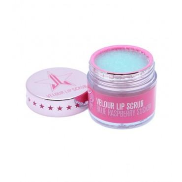 Jeffree Star Cosmetics - Exfoliante de Labios Velour - Blue raspberry sucker