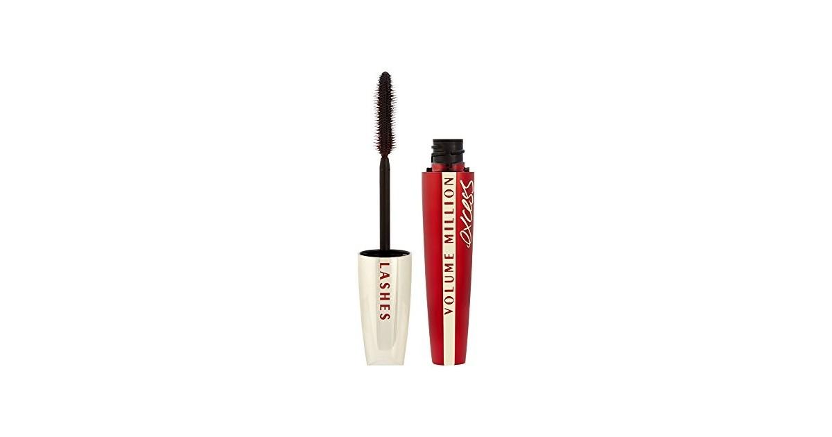 volume million lashes excess mascara black 9 ml