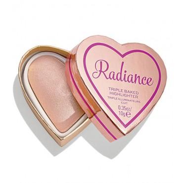 I Heart Revolution - Iluminador Triple Baked - Rays of Radiance