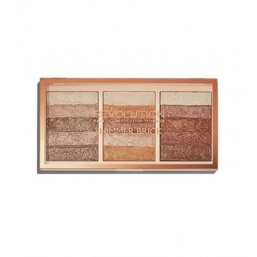 Revolution - Paleta de Iluminadores Shimmer Brick