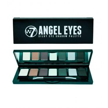 W7 - Paleta Sombra de Ojos - Angel Eye Palette - Jet Set