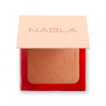 Nabla - *Denude Collection* - Iluminador en polvo compacto - Sundance