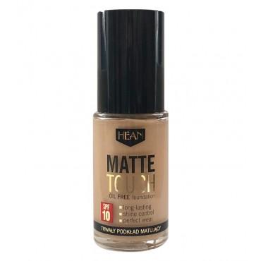 Hean - Base de maquillaje Matte Touch Oil Free - 07: Sand