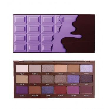 I Heart Revolution - Paleta de sombras Chocolate - Violet