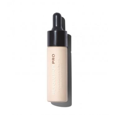 Revolution Pro - Base de maquillaje Drops - F1