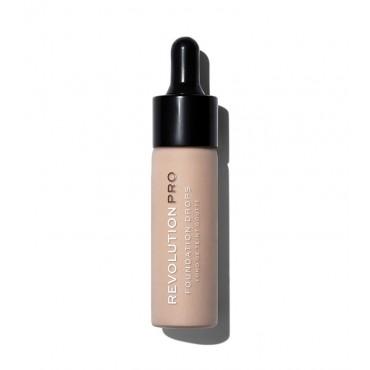 Revolution Pro - Base de maquillaje Drops - F4