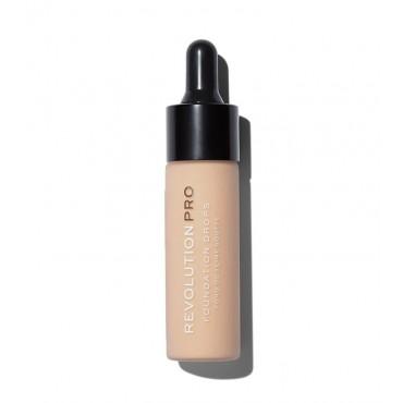 Revolution Pro - Base de maquillaje Drops - F5