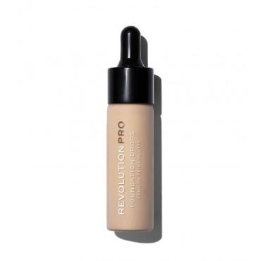 Revolution Pro - Base de maquillaje Drops - F6