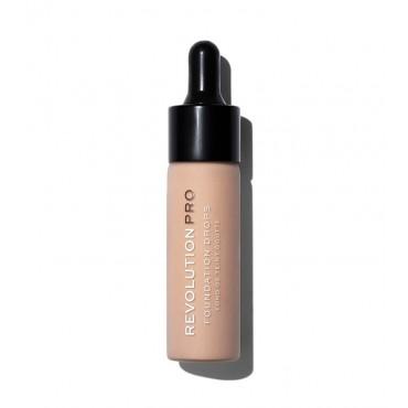 Revolution Pro - Base de maquillaje Drops - F7