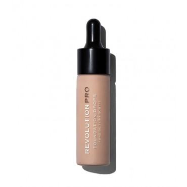 Revolution Pro - Base de maquillaje Drops - F12