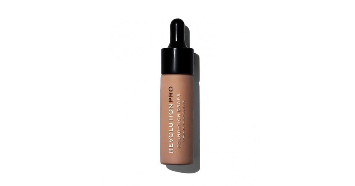 Revolution Pro - Base de maquillaje Drops - F13