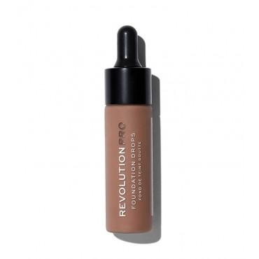 Revolution Pro - Base de maquillaje Drops - F14