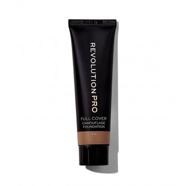 Revolution Pro - Base de maquillaje Full Cover Camouflage - F13