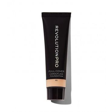 Revolution Pro - Base de maquillaje Full Cover Camouflage - F5