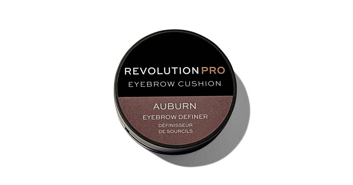 Revolution Pro - Tinte para cejas Cushion - Auburn