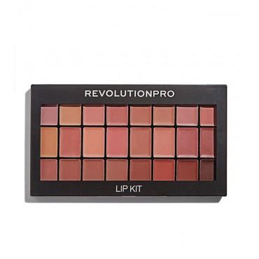 Revolution Pro - Kit de Labiales - Naked