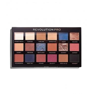 Revolution Pro - Paleta de sombras de ojos Regeneration - Trends Azure