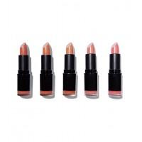 Revolution Pro - Colección de 5 Barra de labios - Bare