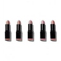 Revolution Pro - Colección de 5 Barra de labios - Matte Nude