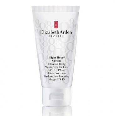 Elizabeth Arden - EIGHT HOUR - Crema rostro hidratante intensiva SPF15 50 ml