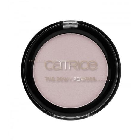 Catrice - *The Dewy Routine* - Iluminador en Polvo The Dewy Powder - C01: Rose