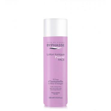 Byphasse - Tónico pureté agua de hamamelis y flor de naranjo piel grasa 500ml