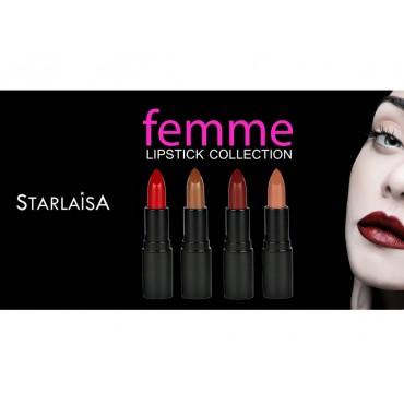 Starlaisa - Caja colección Labiales Femme Lipstick