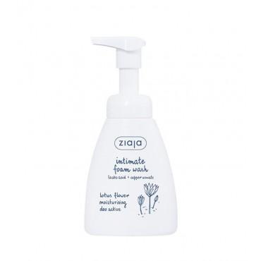 Ziaja - Espuma suave de higiene íntima diaria - Flor de Loto