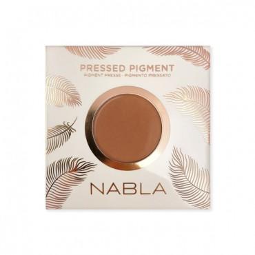 Nabla - Matte Collection - Feather Ed. - Pigmento prensado - Cinnamon