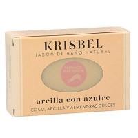 Krisbel - Jabón Glicerina - Coco y Glicerina - 125g