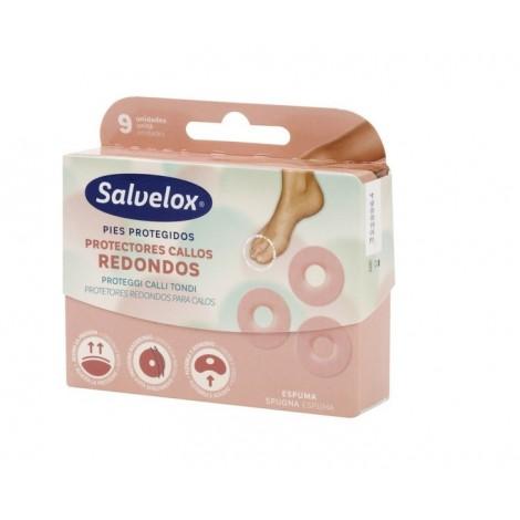 Salvelox - Protectores Callos Redondos