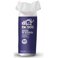 Dr. SOS - Discos desmaquillantes de Algodón