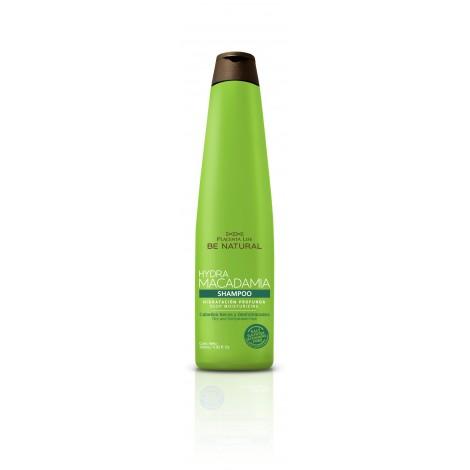 Be Natural - Hydra Macadamia - Champú con Aceite de Macadamia - 350ml