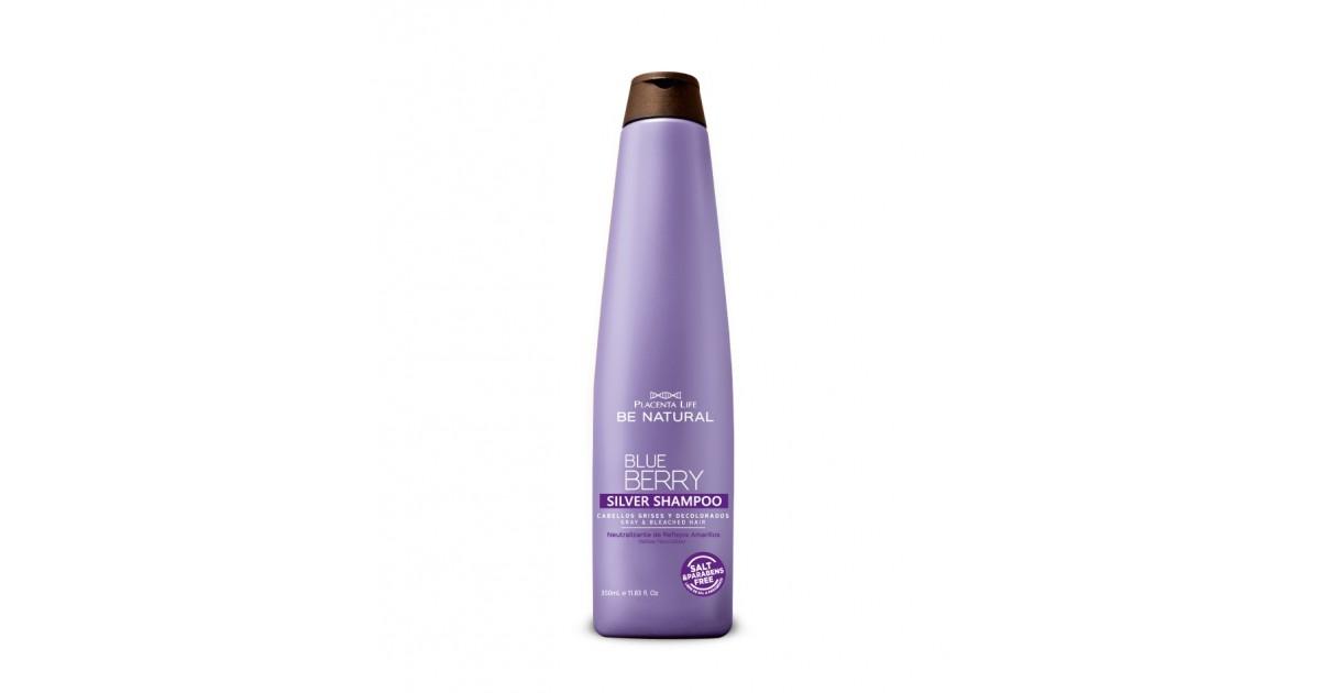 Be Natural - Blueberry - Champú con Aceite de Arándano - 350ml