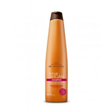 Be Natural - Repair Argan - Champú con Aceite de Argán - 350ml