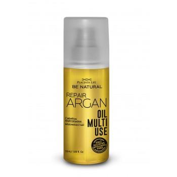 Be Natural - Champú Repair Argan - Aceite de Argán. 50ml