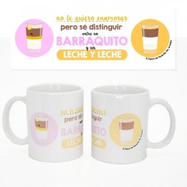 El tipico de Tenerife - Taza - Barraquito