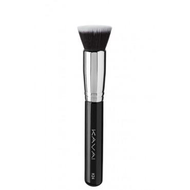 Kavai - K24 - Brocha de corte recto para maquillaje y corrector.