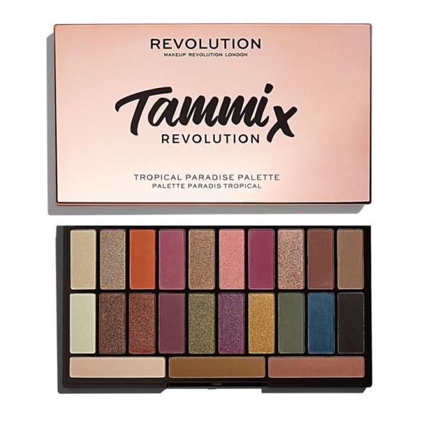 Makeup Revolution Paleta de sombras Tammi X