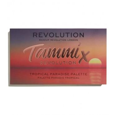 Makeup Revolution - Paleta de sombras - Tammi X