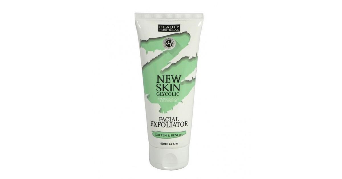 Beauty Formulas - Exfoliante Facial New Skin Glycolic