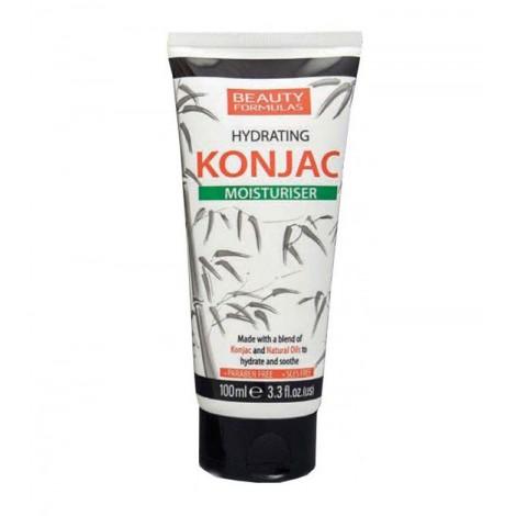 Beauty Formulas - Crema hidratante de Konjac