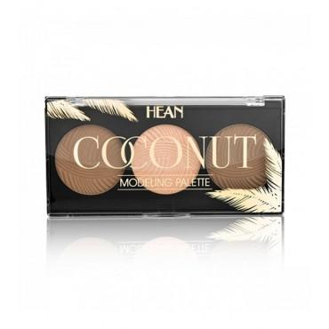 Hean - Paleta de contorno en polvo Coconut